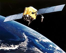 NASA GPS Satellite
